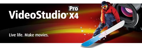 اليوم جي وجايب معايا برنامج جامد للتعديل علي الفيديو برنامج video studio pro ×5 الغني عن التعريف +شرح بالصور+كورس للبرنامج BannerVideoStudioX4
